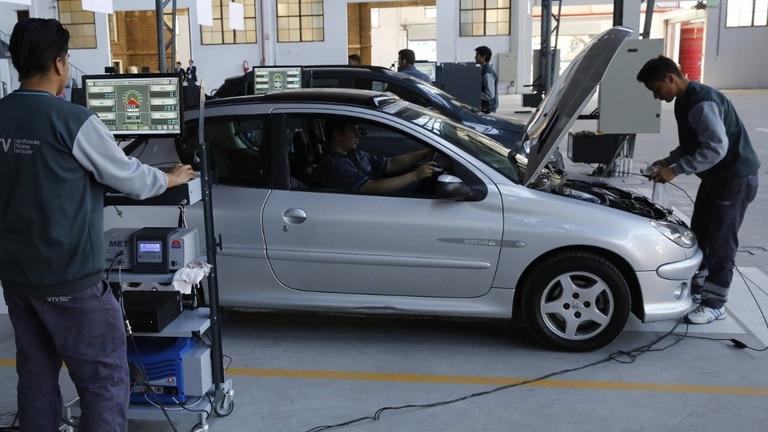 Por las plantas verificadoras pasaron 534.648 autos durante el primer año