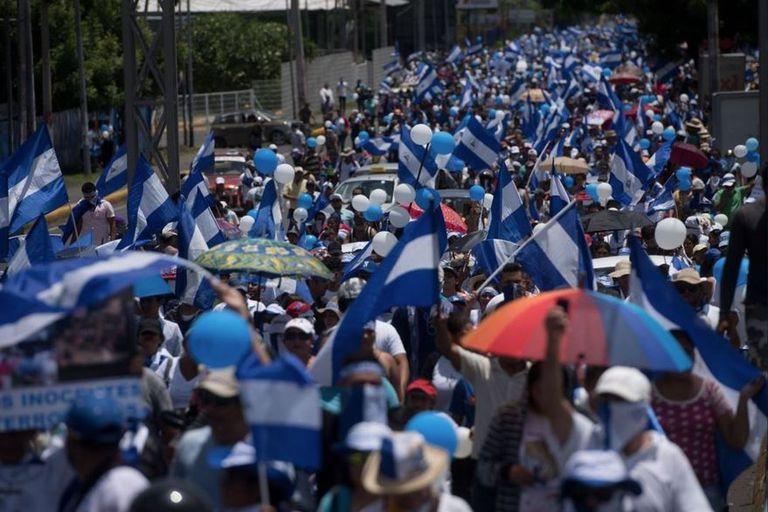 Las protestas de 2018 marcaron una ruptura definitiva entre el gobierno de Ortega y el pueblo nicaragüense