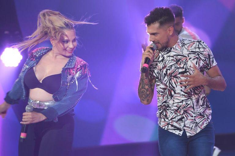 """Cantando 2020: Tyago Griffo contó cómo evoluciona Gladys """"La Bomba Tucumana"""""""