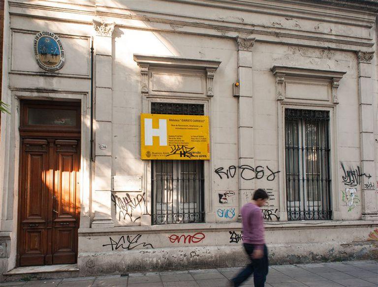 La casa de Evaristo Carriego