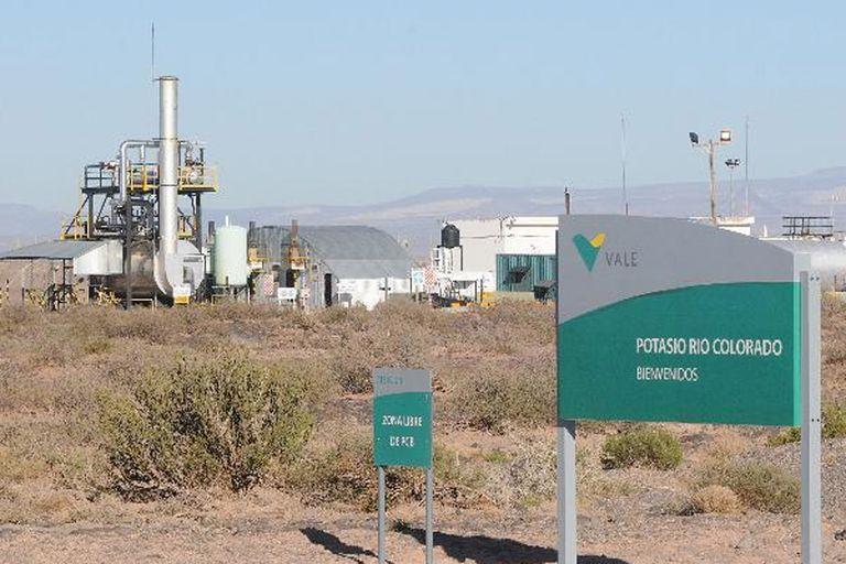 La minera Vale interrumpió su actividad en la Argentina en marzo de 2013