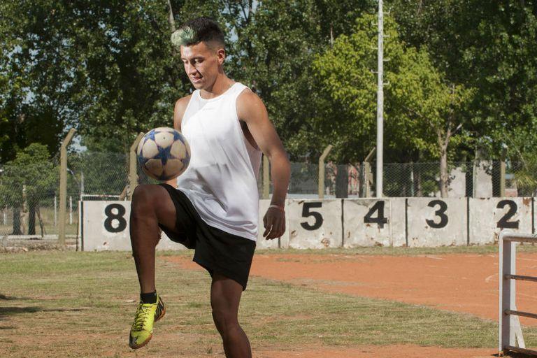 Fabián Manrique: el atleta de elite que el running le robó al fútbol