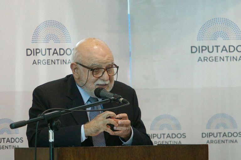 Rodolfo Barra, ex juez de la corte Suprema