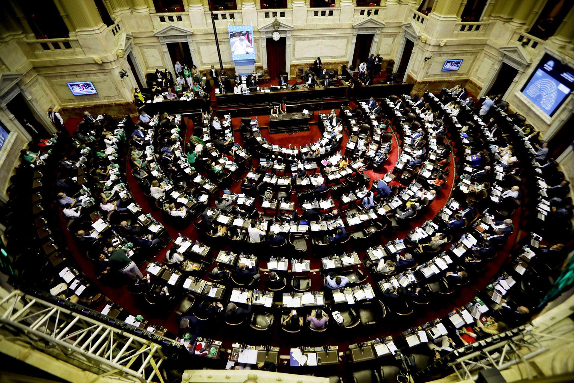 El Congreso argentino inicia el debate de la legalización del aborto con apoyo del presidente