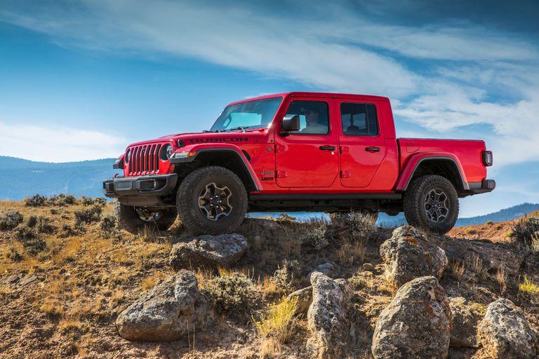 Después de mucha espera, está todo listo para que el nuevo Jeep Gladiator arribe a la Argentina