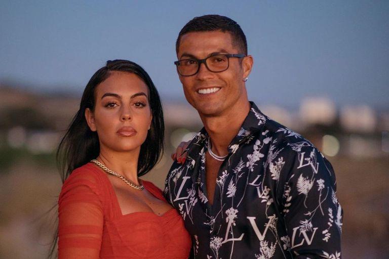 El blooper de Georgina, la novia de Cristiano Ronaldo, en el Festival de Venecia