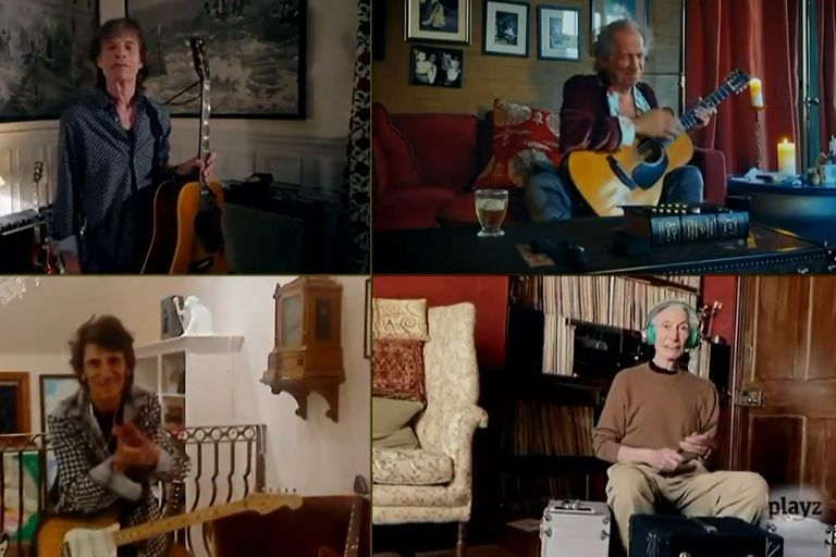 """""""Living in a Ghost Town"""", la última canción de Rolling Stones con Charlie Watts"""