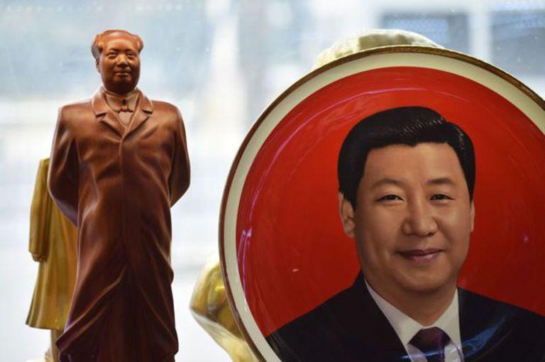 """Xi Jinping lidera el Estado, el PCCh y el Ejército -""""la santísima trinidad comunista"""", afirma Laje- y muchos lo consideran el gobernante chino más poderoso desde Mao"""