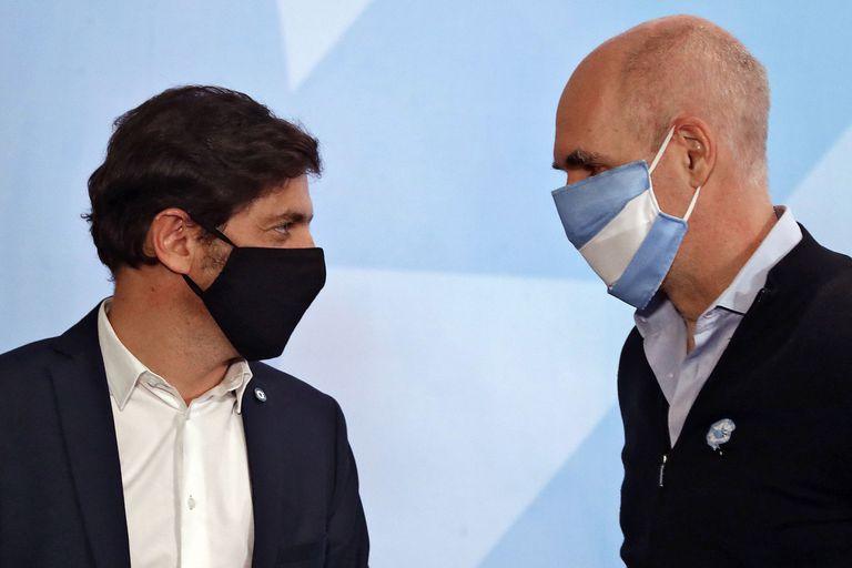 Tras reunirse con el Presidente, Rodríguez Larreta espera encontrarse con Axel Kicillof