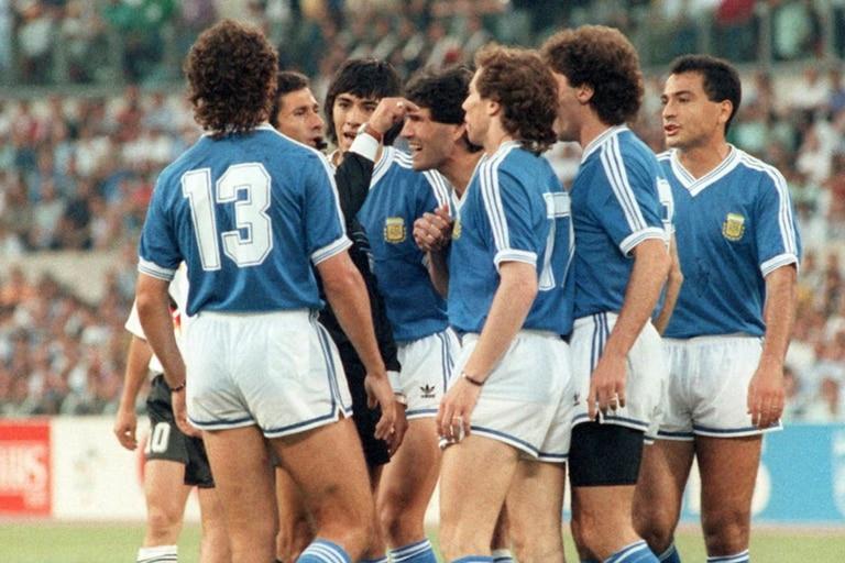 """Troglio compartió un íntimo recuerdo de la selección de Bilardo: """"Inolvidable"""""""