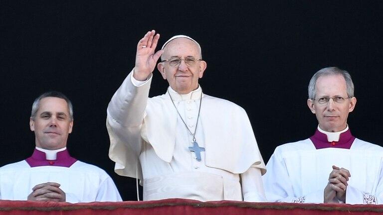 El Papa pidió por Venezuela y otros conflictos internaciones