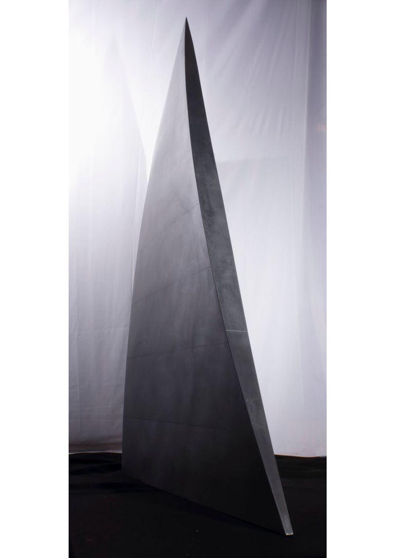 Fabio Miniotti primer premio escultura Salon Belgrano
