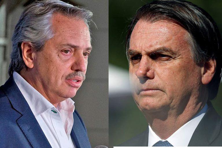 Los gobiernos de Alberto Fernández y Jair Bolsonaro mantienen posturas enfrentadas sobre los acuerdos de libre comercio en el Mercosur