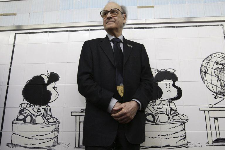 Un mes sin Quino: sigue el furor por los libros de Mafalda