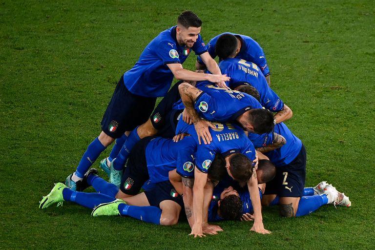 Italia finalizó primero en su zona y fue uno de los mejores equipos de la ronda de grupos