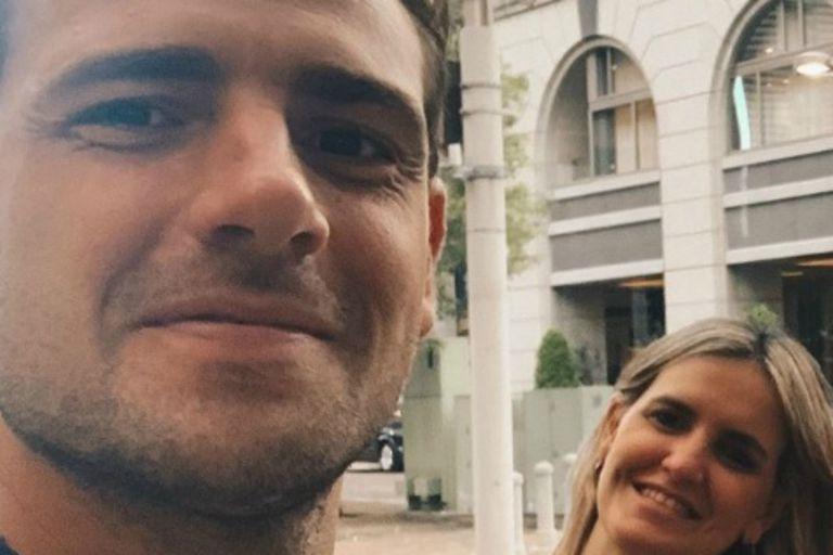 Nicolás Sánchez: la emotiva despedida para su hermana con una frase en Instagram