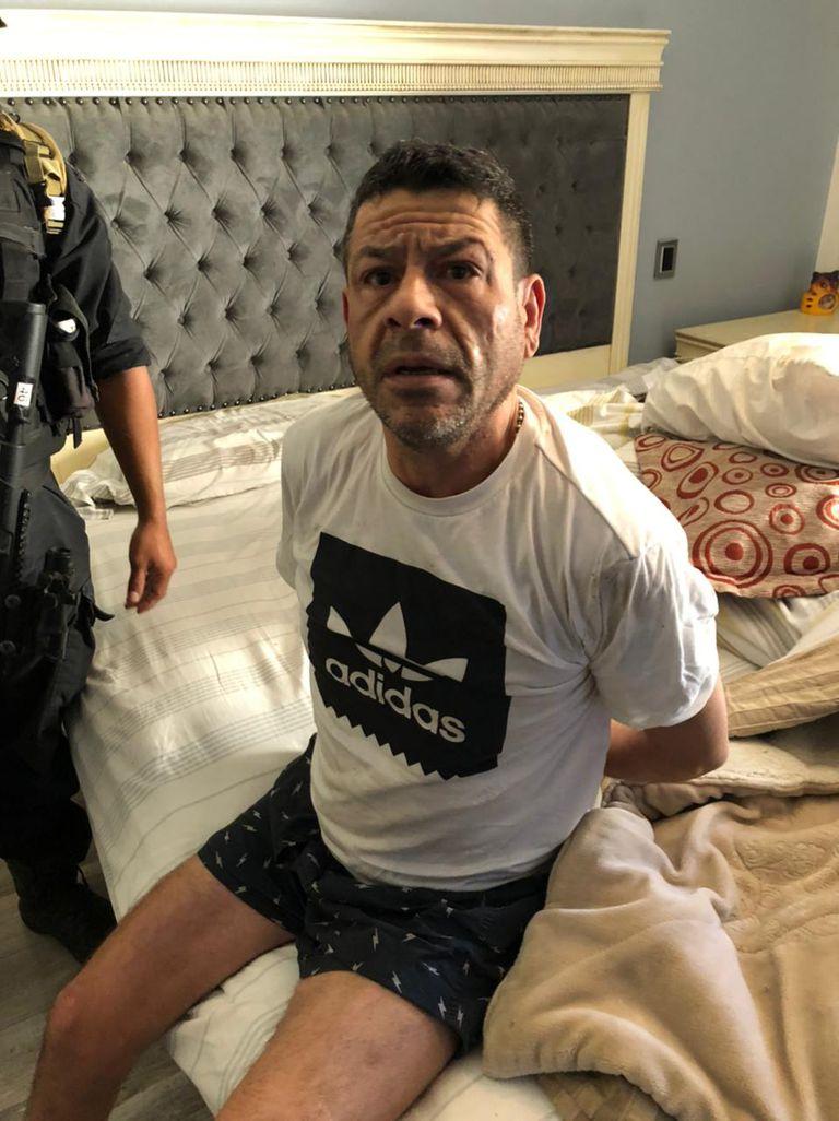 Drogas: el Rengo, el narco que estuvo diez años prófugo y vivía a todo lujo