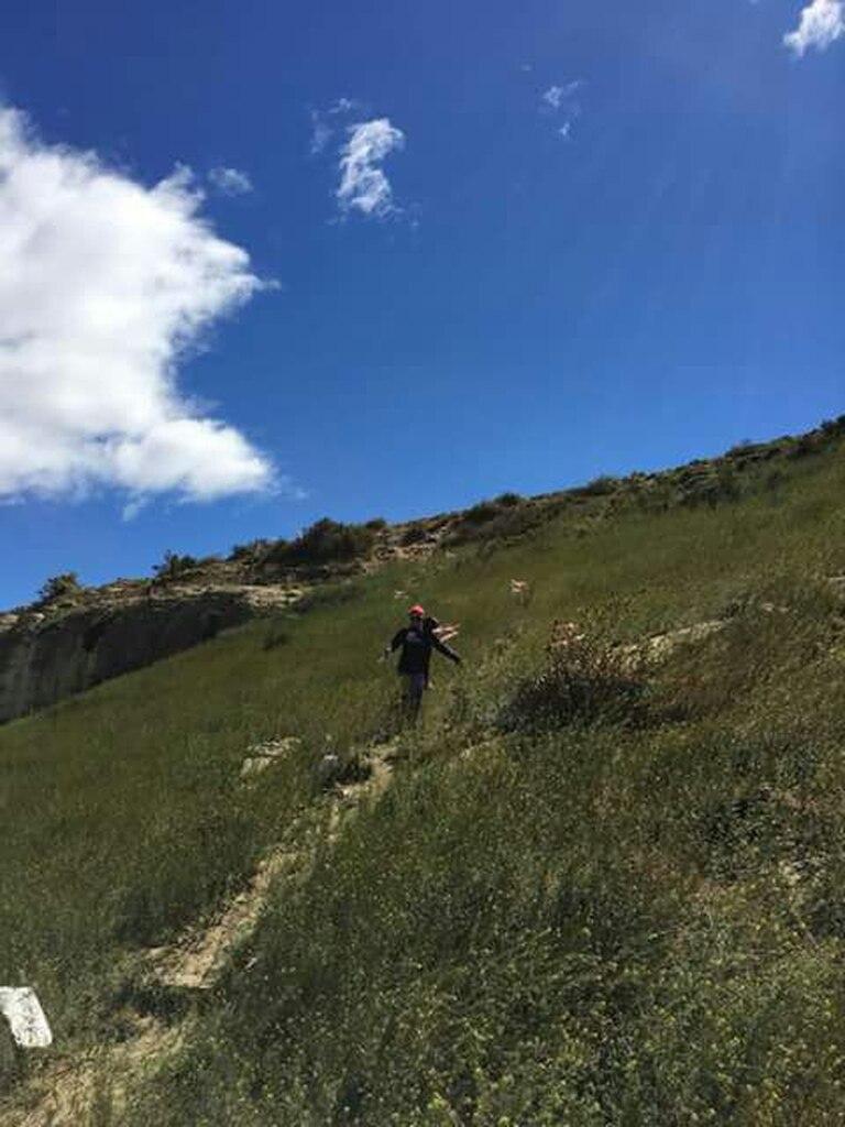 Maratón Sustentable en carrera