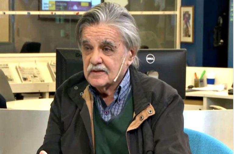 Murió Horacio González, extitular de la Biblioteca Nacional