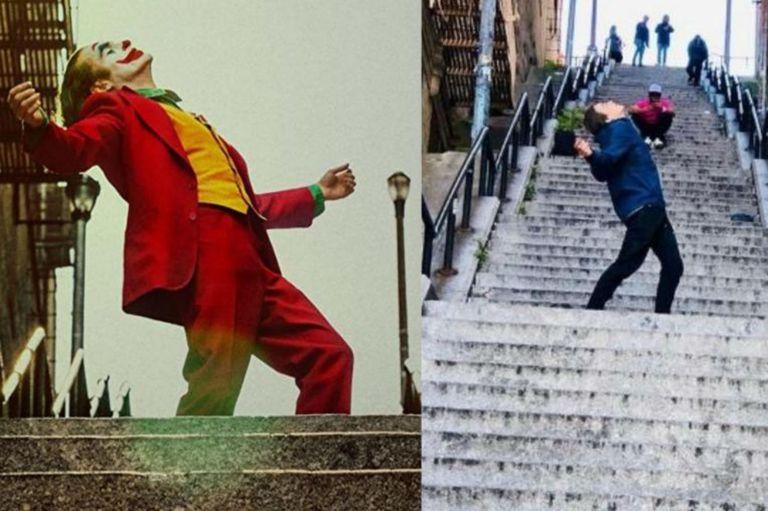 Las escaleras del Guasón no son parte de Ciudad Gótica, sino de Nueva York