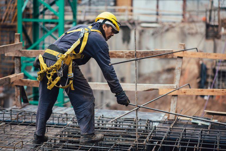 La construcción recupera terreno a paso firme, pese a que tuvo un año oscuro por la pandemia