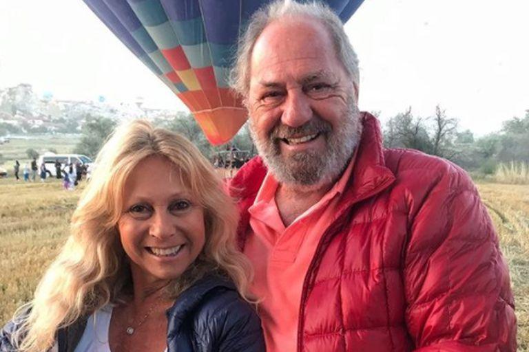 Ana Rosenfeld y Marcelo Frydlewski estuvieron casados durante 36 años y son padres de dos hijas, Stefi y Pamela
