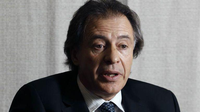 Cristóbal López negocia la venta del Grupo Indalo