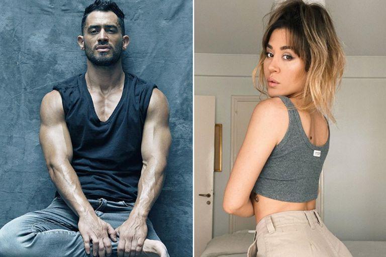 Romance confirmado: Jimena Barón y el Tucu López sellaron su amor con un beso