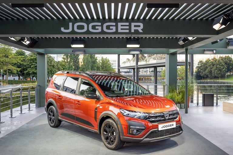 Dacia Jogger. Siete plazas y motor turbonaftero TCe 110 para tentar a los usuarios que necesitan espacio