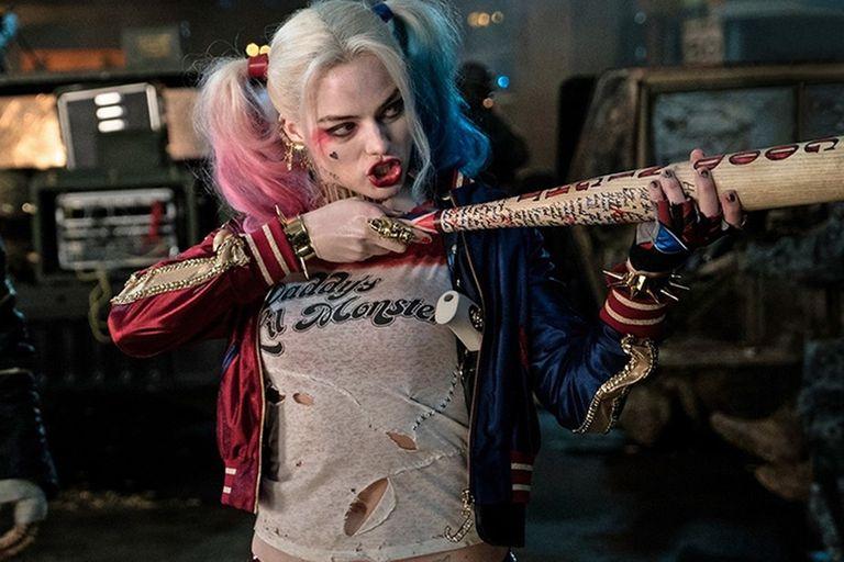 La actriz australiana se lució en Escuadrón suicida y ahora retoma su exitoso personaje de Harley Quinn