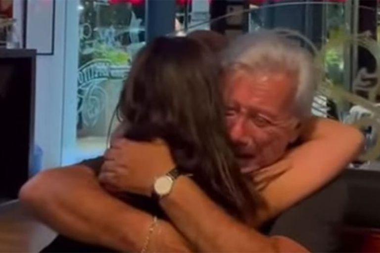 Video: la sorpresa que hizo llorar de emoción a Juan Alberto Mateyko