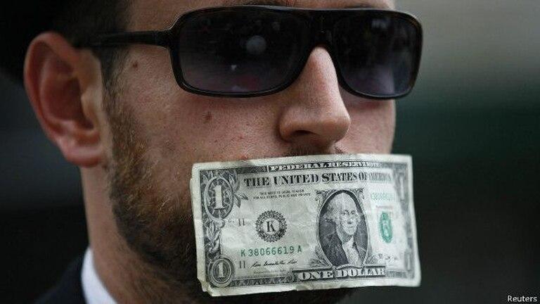 En apenas 56 países ha habido hiperinflacion