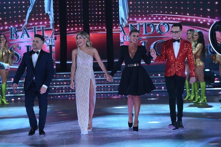 Bailando por un sueño presentó al nuevo jurado y a los primeros participantes