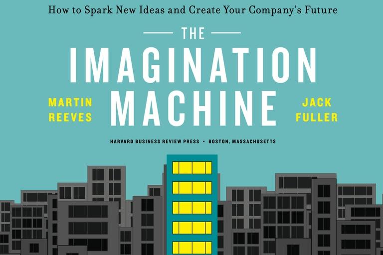 En su último libro, The Imagination Machine, Reeves propone 12 juegos de gestión para impulsar los procesos de innovación en las empresas