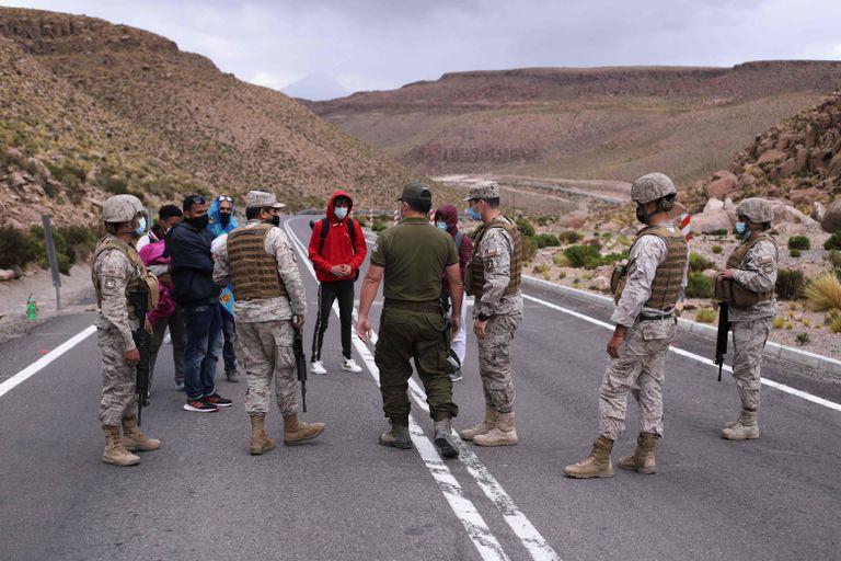 Chile cambia su política migratoria y crece la hostilidad hacia los indocumentados