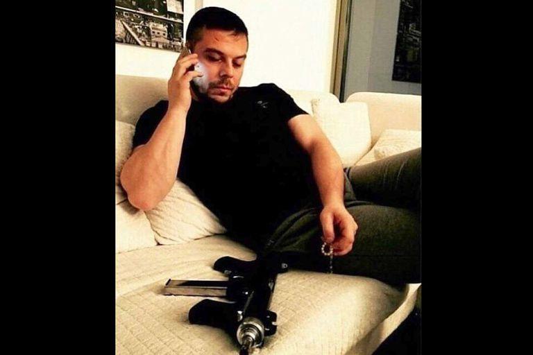 Serkan Kurtulus, el presunto líder de una peligrosa organización mafiosa de origen turco