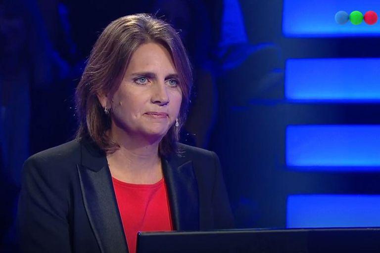 Marina Simiam, una bióloga del CONICET, ganó $500.000 en el programa ¿Quién quiere ser millonario? y dijo que destinaría esos fondos a ayudar al financiamiento de los tratamientos para la cura del cáncer