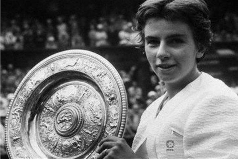 El tenis, de luto: murió la legendaria tenista brasileña Maria Esther Bueno