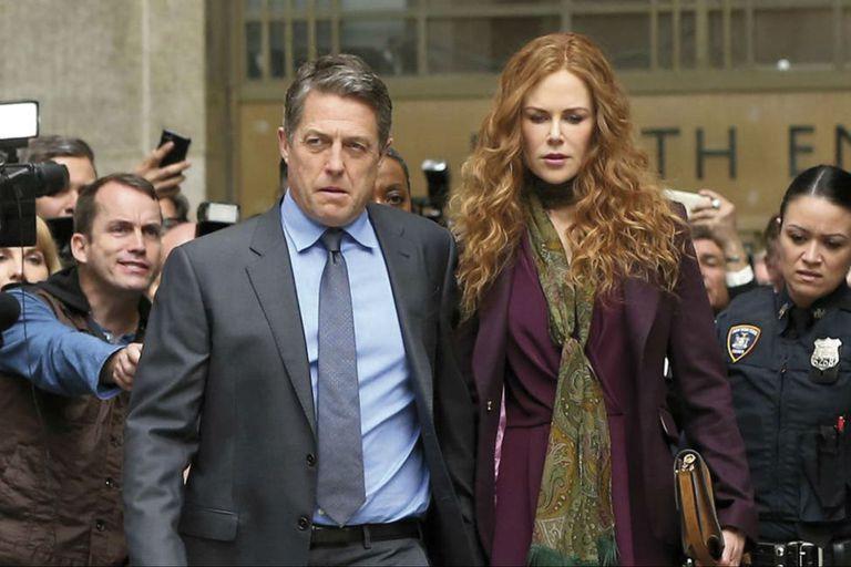 Nicole Kidman y Hugh Grant, bajo la dirección de Susanne Bier