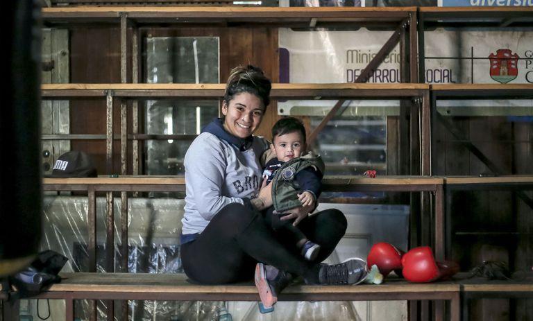 Se retiró, fue mamá y volvió: la historia de la primera boxeadora argentina en los Juegos Olímpicos