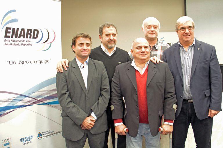 El Enard presentó sus expectativas para los Juegos Panamericanos de Toronto