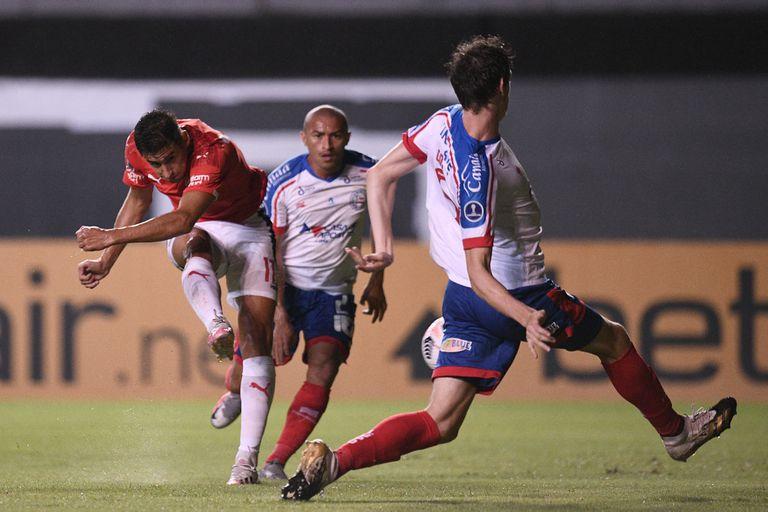 Independiente vivió una odisea para llegar a jugar con Bahía, en Brasil, por la Copa Sudamericana