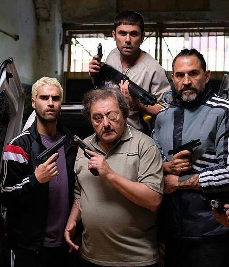 Los hermanos Borges listos para convertirse en los amos del nuevo penal.