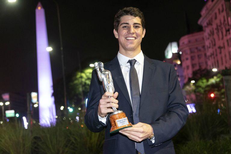 El mejor año del artista del handball que disfruta la Argentina: Diego Simonet