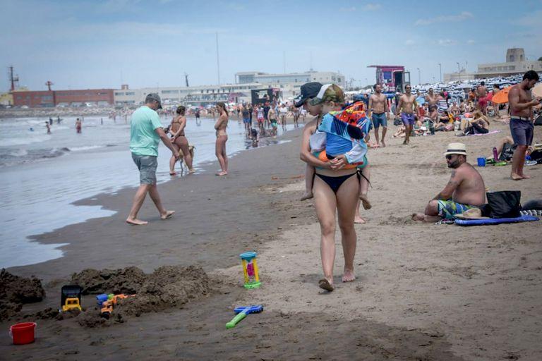 """Feriados: """"Fue mejor de lo esperado"""", el balance del turismo en la costa"""