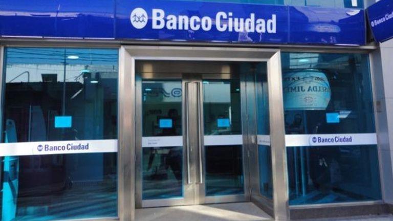 El Banco Ciudad informó aumentos de poco menos del 20 por ciento