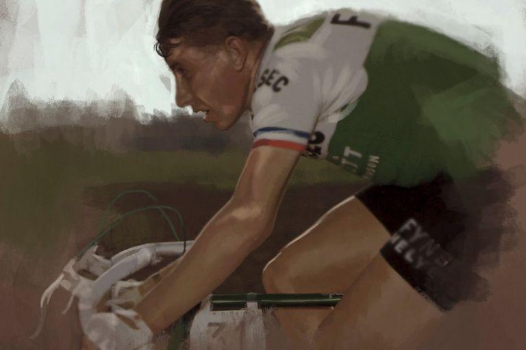 Anquetil: dolor, trampa y soledad