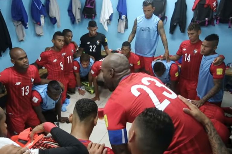 El debut de Panamá: hicieron un documental de la clasificación al Mundial
