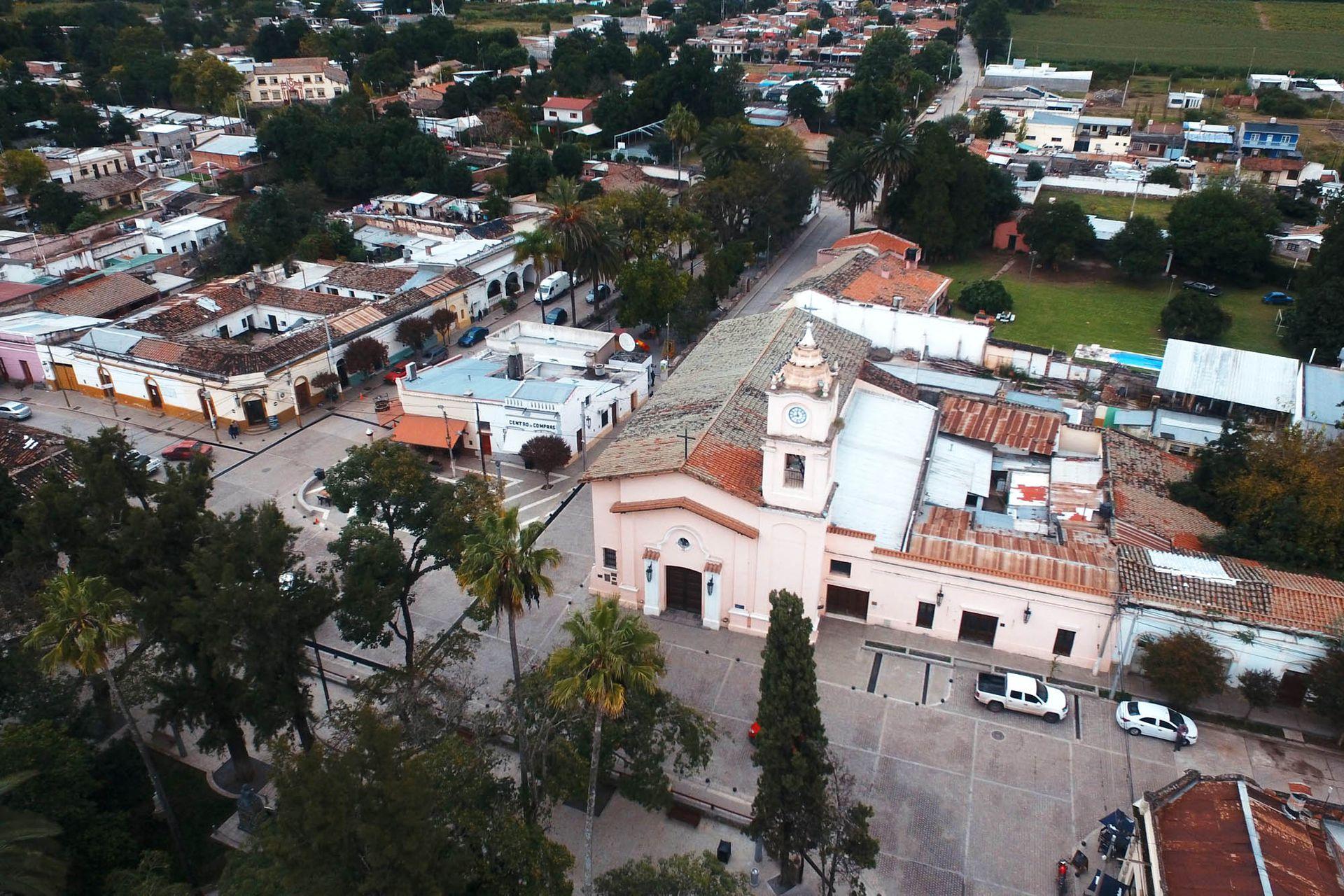 El pueblo colonial de Chicoana, en Salta