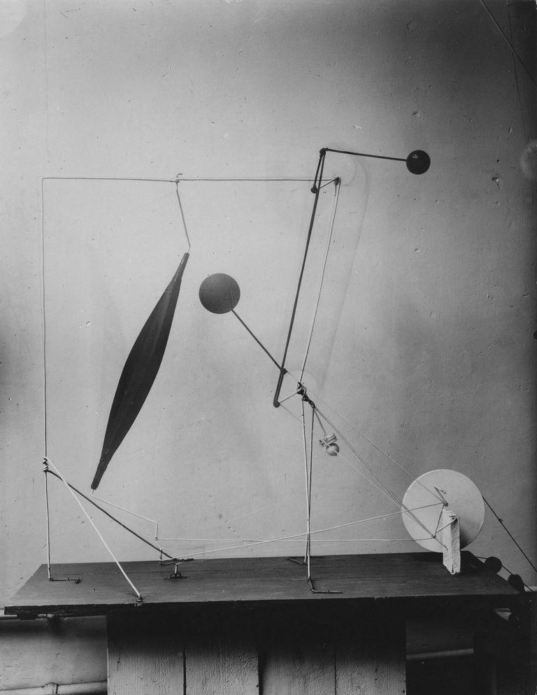 United (1931) fascinó a Duchamp